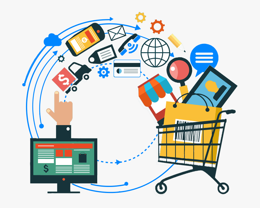 Ecommerce Solutions - E Commerce Png , Free Transparent Clipart - ClipartKey